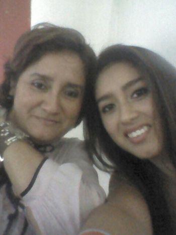 Mom Daughter Cute Loveher <3
