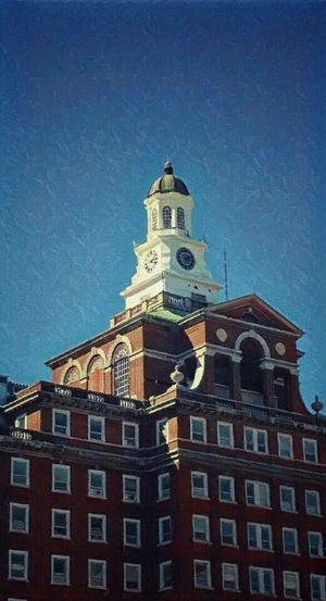 Crouse Hospital Hospitals Upstate New York Architecture_collection Brickcentral Antique Architecture Historical Monuments Cityscapes Downtown Syracuse Urban Geometry