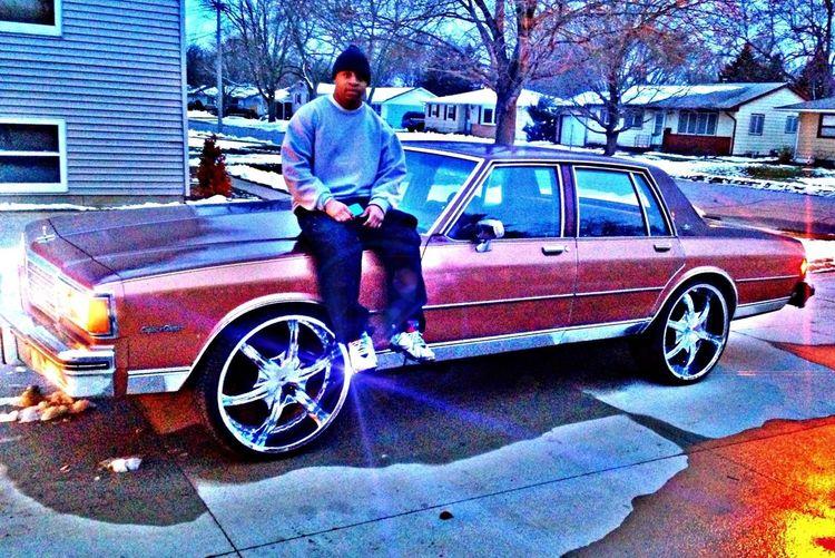 My Box Chevy