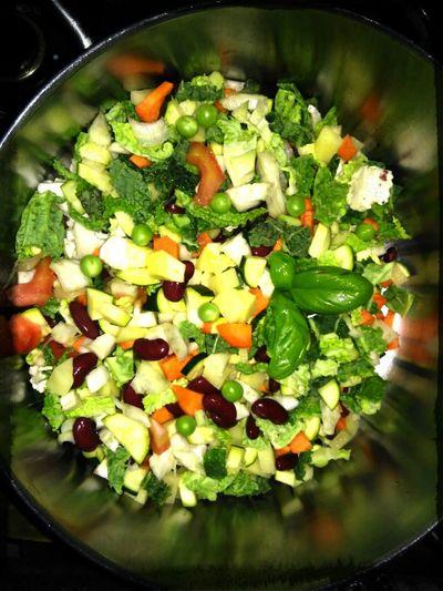 Colors in Pot ... Colori in pentola ... Idealight Vegetables Cucina Italiana Cucina Leggera