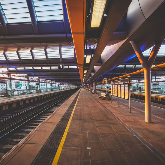 // Infinity station // City Of London London Blackfriars London Transport Extremedepth Perspectives