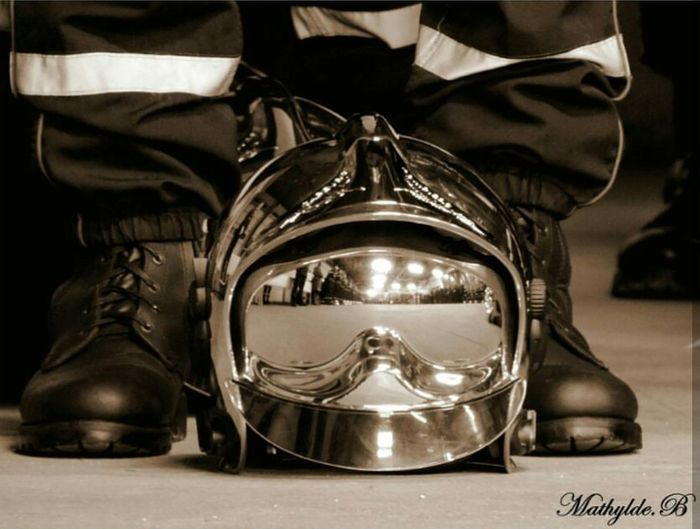 Firefighter Best  Corageous Best Job Dad Medal Honor Helmet Fire Save Art Picture Art Foot Beautiful Picture Sepia