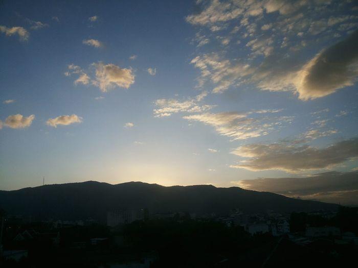 sky ☁ In Chiangmai Thailand Natural