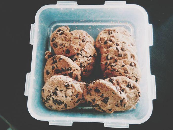 cookies ? Eating Favorite Fave Food First Eyeem Photo