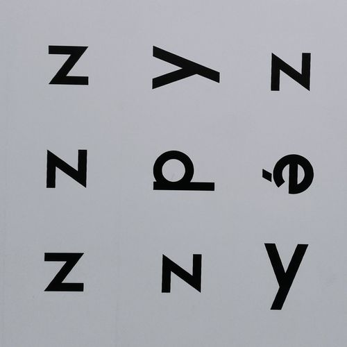 Letters Litery MOCAK GalosikFotografę Galosikphotigraphere Art