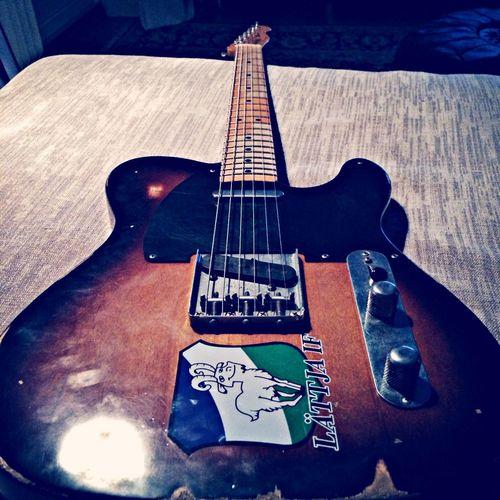 Fender 50's road worn telecaster