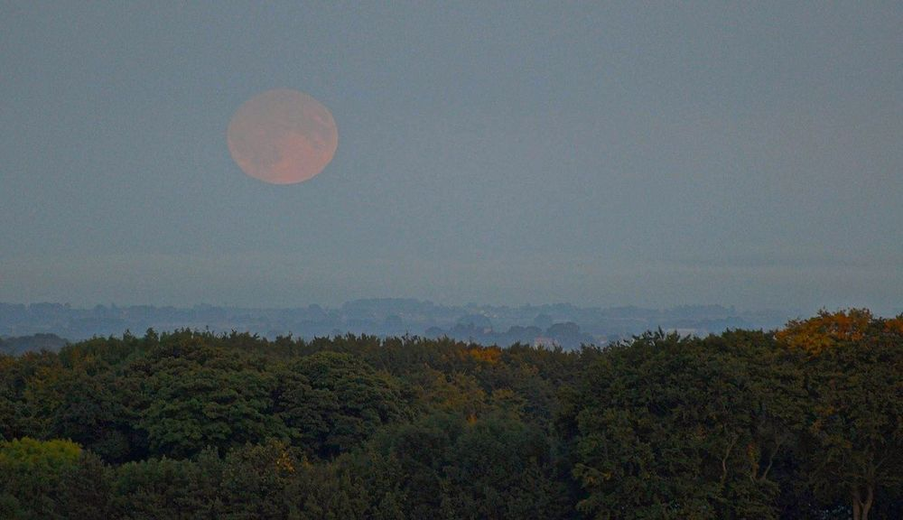 North Dalton Home Sweet Home Supermoon Village Life Yorkshire Wolds Wolds