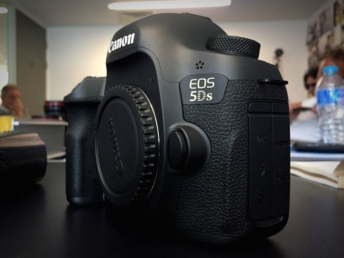 Canon came in