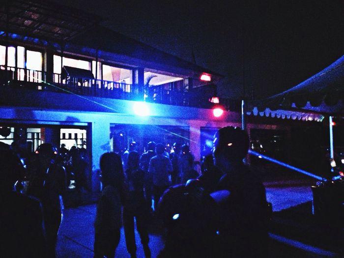 Silent Disco Party Palembang 975playfm