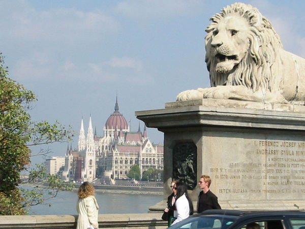 Budapest, Hungary Capital Cities  Composition Duna History Hungary Lion Parlament River Tourism