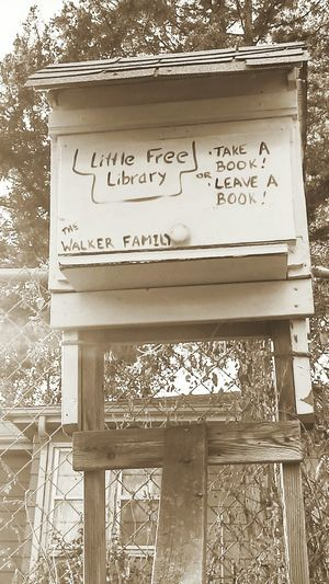 This generations loss. Mini Library Library Bookstore SHARING MINDS Intelligent Design Caged Freedom Literature Swap? Collected Community Meaningful Words Monochrome HTC_photography Cellphonography Cellphone Photography Photo Of The Day