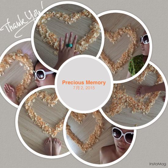 Precious Memories Thankyou love u u ~~心的归属