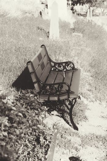 Black & White By Tisa Clark Dark🌌 By Tisa Clark No People Day Outdoors Music Nature Close-up Bench Blackandwhite Darkness And Light Dark Photography