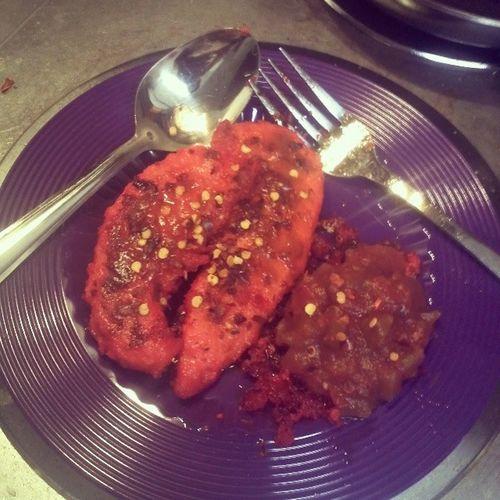 Spicy Chicken with Salsa RealDinner HopefullyItsTasteGood CookingLikeABoss al