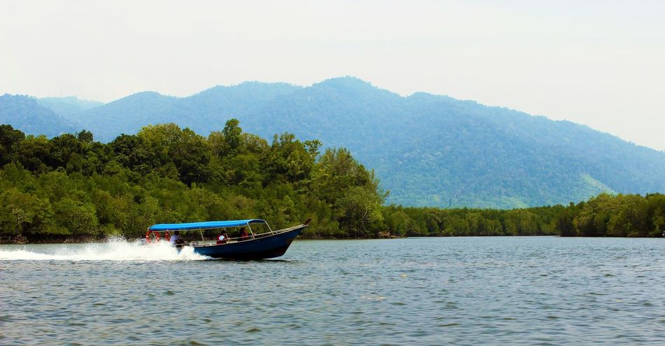 Taking Photos Landscape Boat Ocean Langkawi Malaysia Photography The Great Outdoors - 2015 EyeEm Awards
