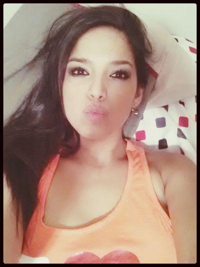 That's Me Kiss Kiss First Eyeem Photo
