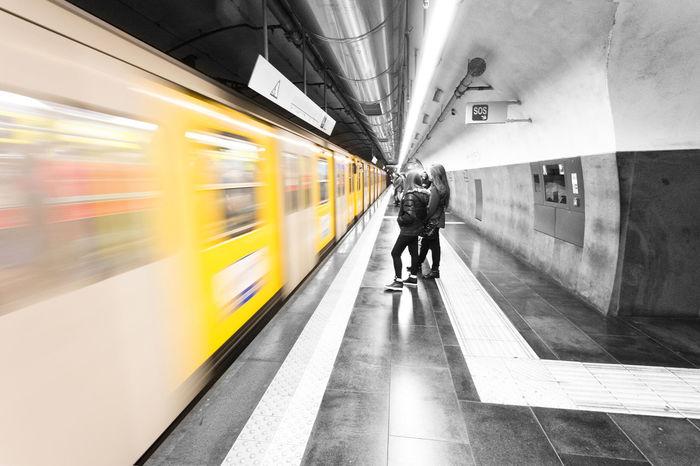 Metro Station Photo Project Art Canon 6D Canonphotography Citta Italia Italy Metro Metropolitan Metropolitana Naples Napoli ❤ Project 365 Underground Underground Station