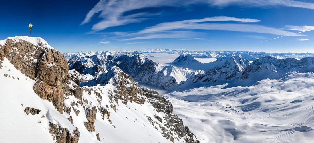 Zugspitze - Top