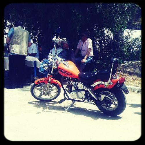 Kharjet_lantika Megrine Eyeem Tunisia Motorcycles