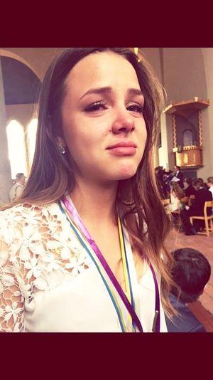 Matteprov feel's. TBT  Skolavslutning jag grät alltså för att jag slutade nian Onlymatildaproblems