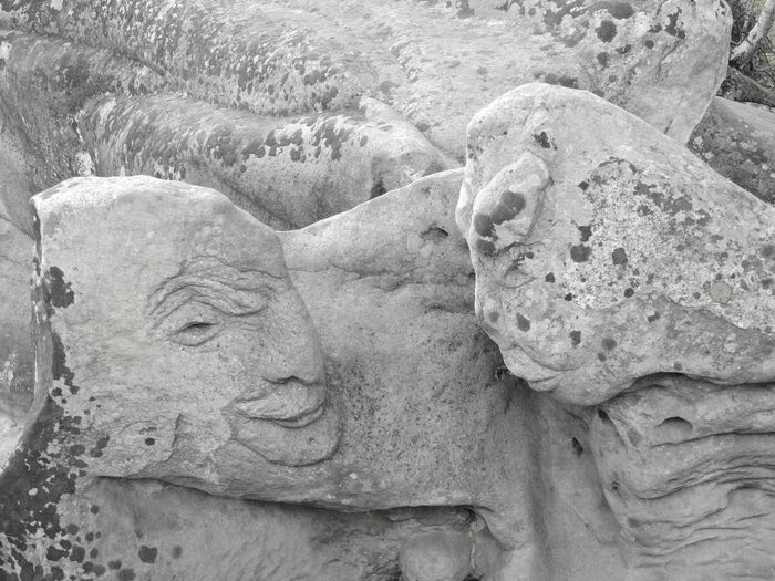 Amour ❤ Ancient Ancient Civilization Close-up Day France History Nature No People Outdoors Sculpture Statue