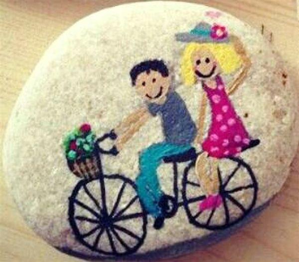 Inlife Smile ✌ Girlfriend Boyfriend Bike