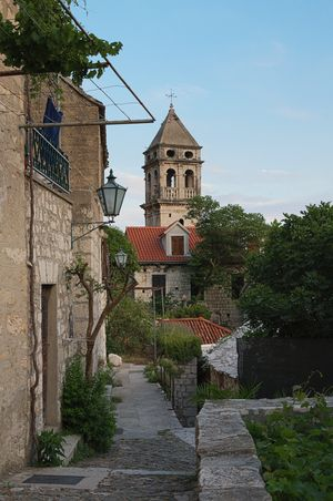 No People Architecture Outdoors Travel Destinations Old Town Day Architecture Beauty In Nature Omis Croatia