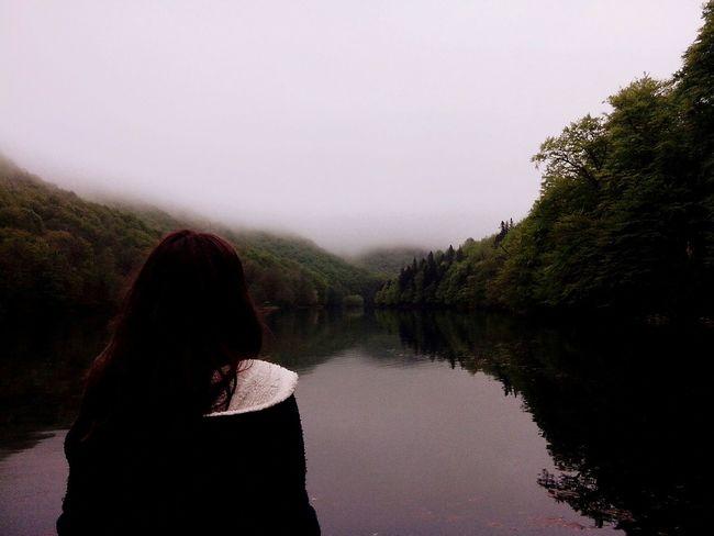Beauty Of MontenegroBiogradska Gora Lake Eyem Misty Day The Purist No Filter, No Edit, Just Photography