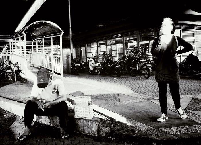 Streetphotography Streetphoto_bw Indonesian Street (Mobile) Photographie Humaninterest