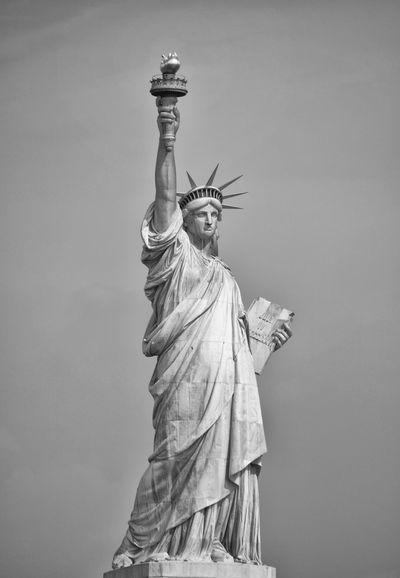 Ladyliberty New York Statue Of Liberty Newyork New York City Black And White Blackandwhite New York ❤