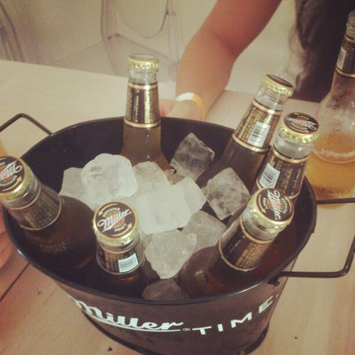 Miller Reñaca Sumer Cerveza