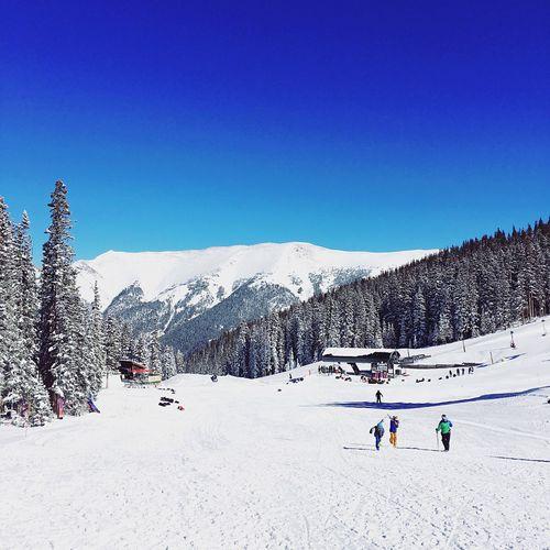 Copper Mountain Ski Mountain Chilling Beautiful Nature Beautiful Day
