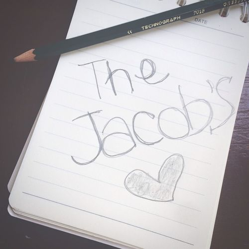 Hi my best family. The JACOBS?
