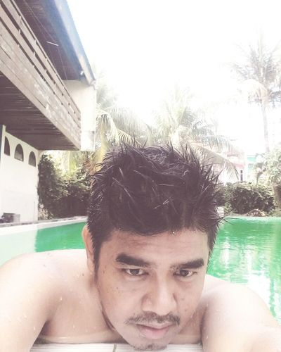 Swimming Hanging Out Enjoying Life