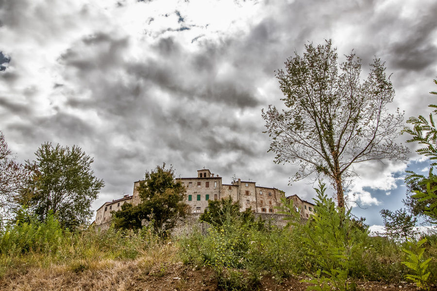 Italia Toscana Tuscany Architecture Building Exterior Built Structure Cloud - Sky Day Italy No People Outdoors Sky