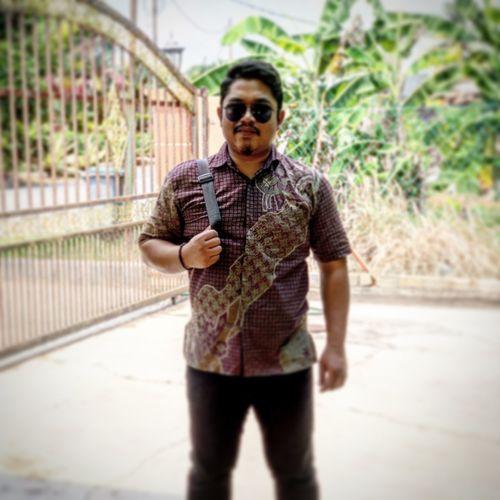Batik day.. One
