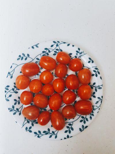 Tomates Cherrys Fruta Me Gusta :)
