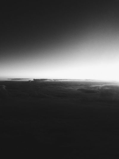 When you get the window seat flying back from Iceland 👌 Nature Tranquility Landscape Beauty In Nature Outdoors Sky Horizon Over Water No People Tranquil Scene Sea Clouds Blackandwhite Black And White VSCO Vscocam Altitude Monochrome Sunset Dusk Evening Shadow Contrast Winter IPhoneography Flying High