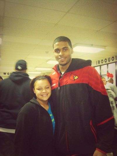 I Love Him ' Louisville Baby (: His Number 1 Fan