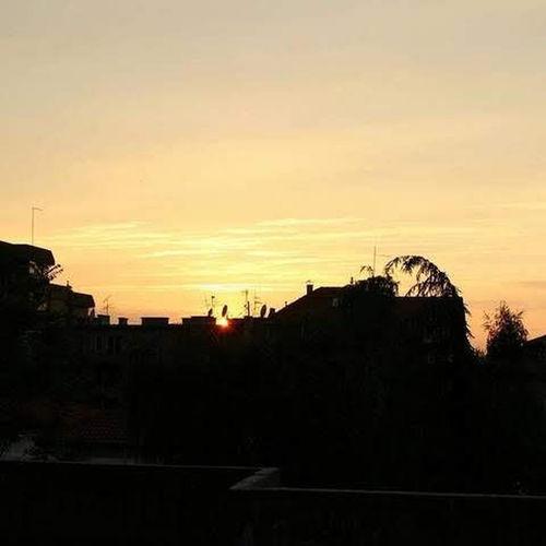 Sunset Belgrade