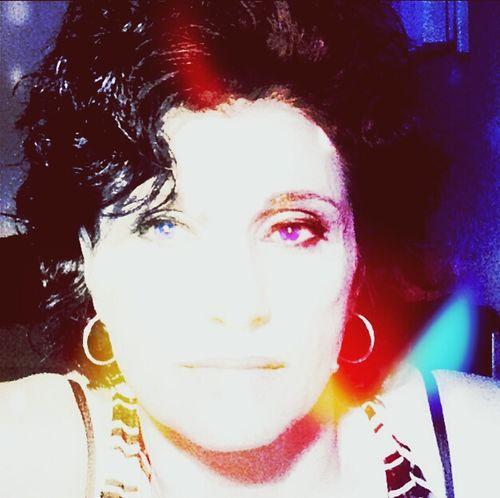 Color Portrait Pink Motel That's Me Self Portrait