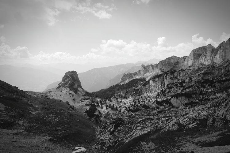 hiking in Rofan mountain area in Austria tyrol. Bandenberger Alps Alps Austria Brandenberger Brandenberger Alps European Alps Geology Hiking Hochriss Landscape Mountain Mountain Range Nature Non Urban Scene Non-urban Scene Rock - Object Rock Formation Rofan Rofan-Alm Rofangebirge Rofangebirge Tirol  Trail Tranquil Scene Tranquility Tyrol