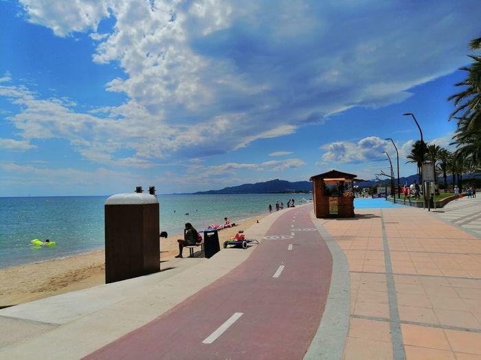 Summer City Sea