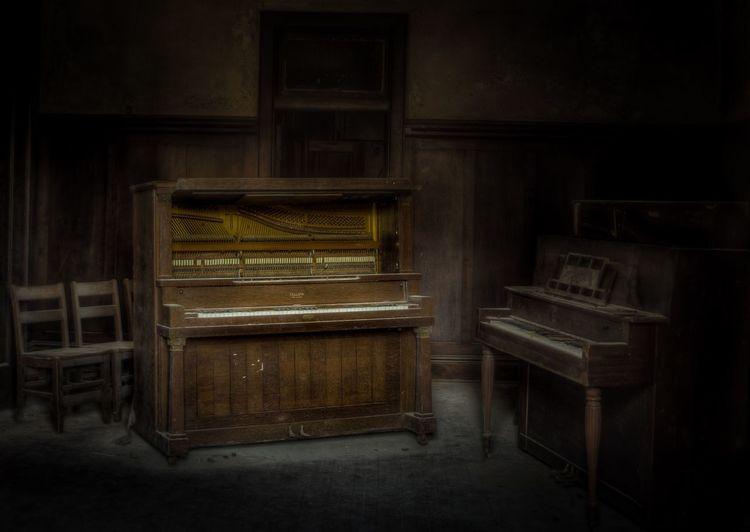 Lost Music.