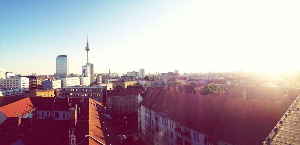 feierabendbier My Fuckin Berlin Sunset GetYourGuide Cityscapes