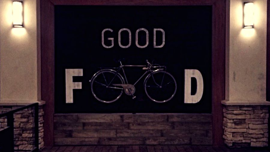 Good Vibes Food Aesthetic Signs
