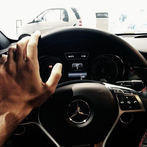 Me ti kardia na odhgiseis to KIA meta? Cla250 Mercedes Car Driveexperience pureawsome