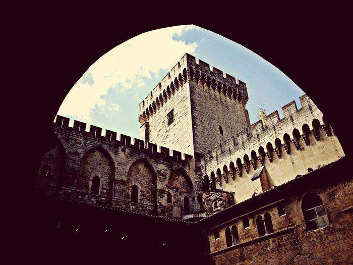 Frame It! NEM Architecture AMPt_community Palace Of The Popes