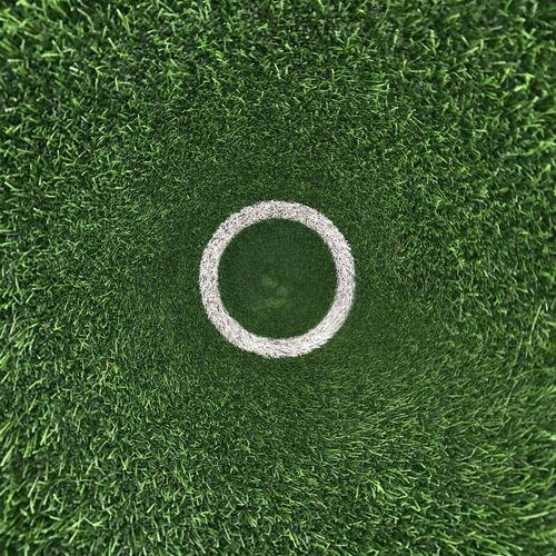 Green Color Grass Sport Turf Soccer Soccer Field Playing Field Outdoors No People Day American Football Field American Football - Sport Nature Soccer⚽ Playing Sports Sports Photography Circle Circles