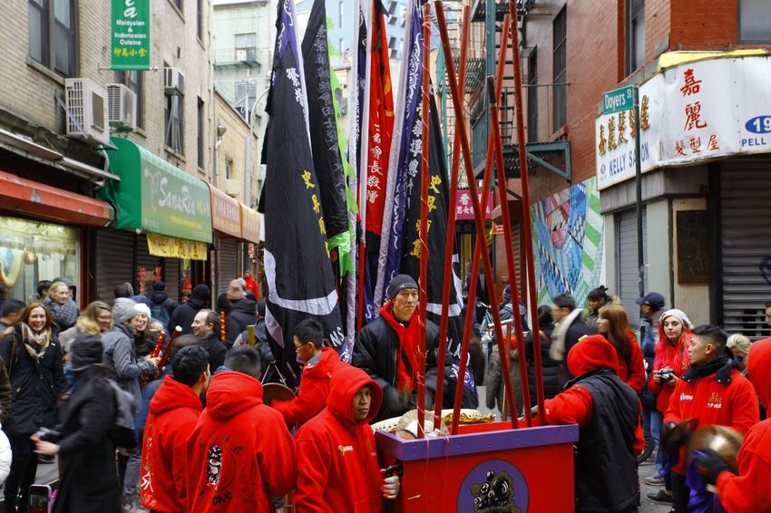 Chinese New Year New York City